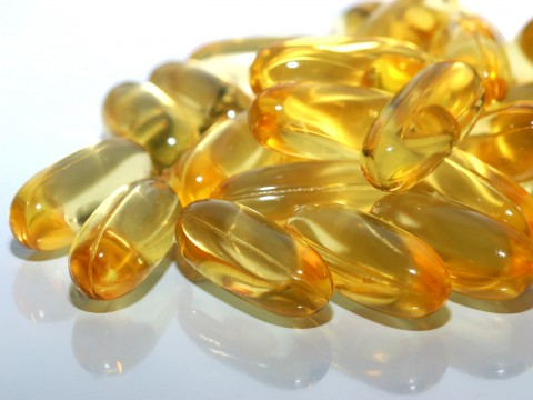 Meals with Fish Oil