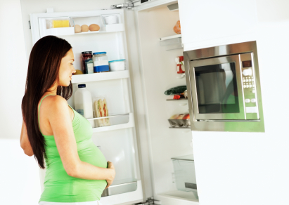 Pregnant Woman What to Eat