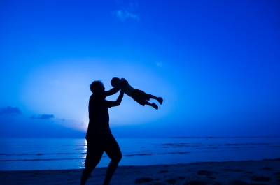 My Ode to the Father-Infant Bond